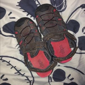 Like new Circo size 12 boys sandals